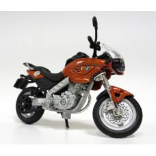 Модель мотоцикла BMW F650CS (1/18)