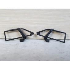Рамки задних дверей от ВАЗ-2109 (1/43)