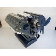 Модель Двигателя Внутреннего Сгорания V8