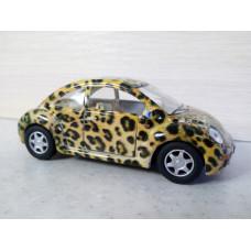 Модель автомобиля Volkswagen Beetle 2 (1/32)