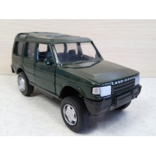 Модель автомобиля Land Rover Discovery (1/32)