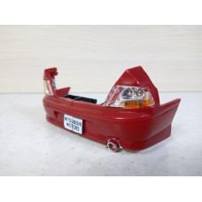 Бампер для модели Mitsubishi Lancer Evo (1/18)