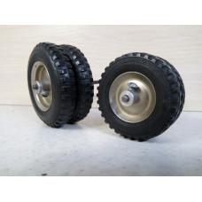 Комплект колес на крупный трактор