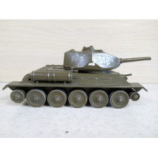 Модель танка Т-34 (1/43)