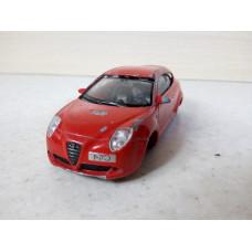 Модель автомобиля Alfa Mito 1/43 (30 баллов)