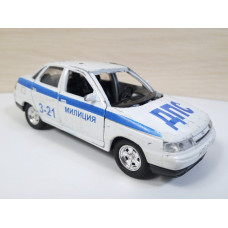 Модель автомобиля ВАЗ 2110 1/36 (50 баллов)