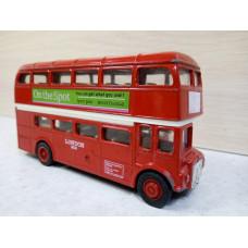 Модель Лондонского автобуса (1/80)
