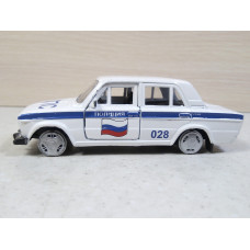 Модель автомобиля ВАЗ-2106 ДПС (1/36)