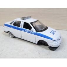 Модель автомобиля ВАЗ-2110 ДПС (1/36)
