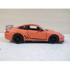 Модель автомобиля Porsche 911 GT3 роз. (1/36)
