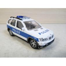 Модель автомобиля BMW X5 (1/43)
