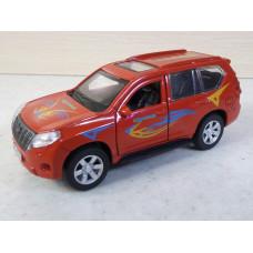 Модель автомобиля Land Cruiser Prado (1/38)