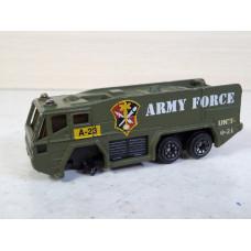Военный мини грузовик 1/87