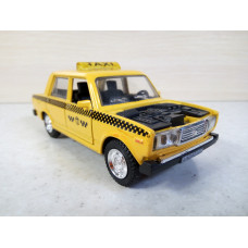 Модель автомобиля ВАЗ-2107 1/32 (200 баллов)