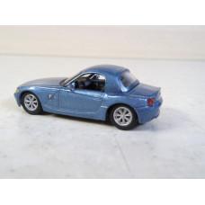 Модель автомобиля BMW Z4 (1/72)