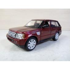 Модель автомобиля Range Rover Sport (1/38)