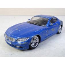 Модель автомобиля BMW Z4 (1/43)