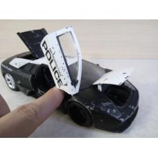 Модель автомобиля Lamborghini Murcielago 1/22 зел. (400 баллов)