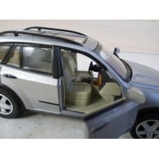 Модель автомобиля BMW X5 (1/38)