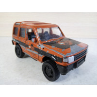 Модель автомобиля Land Rover Discovery 1/32 (140 баллов)