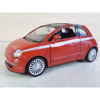 Модель автомобиля Fiat 500 1/32 (60 баллов)