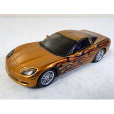 Chevrolet Corvette 2005г (1/43)