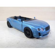 Модель автомобиля Bentley Continental (1/38)
