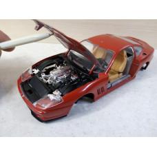 Модель автомобиля Ferrari 550 Maranello (1/24)
