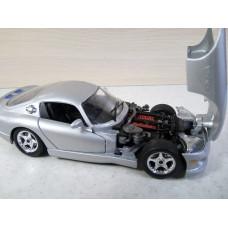 Модель автомобиля Dodge Viper (1/24)