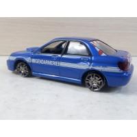 Модель автомобиля Subaru Impreza (1/43)
