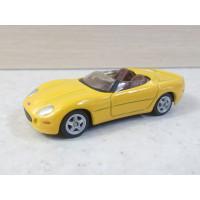 Модель автомобиля Jaguar XK 180 (1/64)