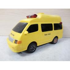 Модель автомобиля Toyota Hiace (1/33)