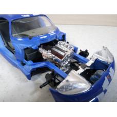 Остаток Dodge Viper GTS (1/24)
