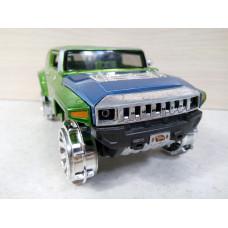 Модель автомобиля Hummer HX (1/24)