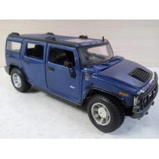 Модель автомобиля Hummer H2 №2 (1/27)