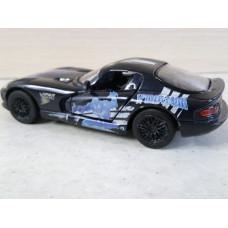 Модель автомобиля Dodge Viper GT2 (1/39)
