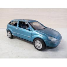 Модель автомобиля Ford Focus (1/43)