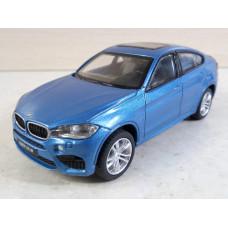 Модель автомобиля BMW X6 (1/43)