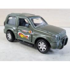 Модель автомобиля Mitsubishi Pajero 1982-1991г (1/46)