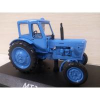 Модель трактора МТЗ-50 (1/43)