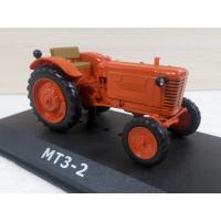 Модель трактора МТЗ-2 (1/43)