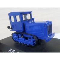 Модель трактора КД-35 №1 (1/43)