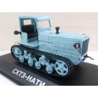 Модель трактора СХТЗ-НАТИ (1/43)