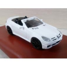 Модель автомобиля Mercedes-Benz SLK 55 AMG (1/43)