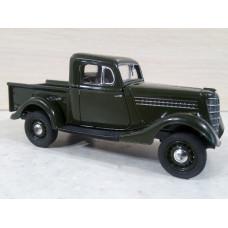 Модель автомобиля ГАЗ-61 (1/43)