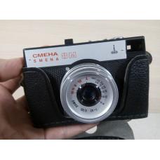 Фотоаппарат Смена 8М из СССР