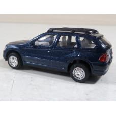 Модель автомобиля BMW X5 №2 (1/72)