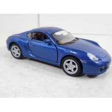 Модель автомобиля Porsche 911 Cayman S (1/34)