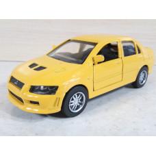 Модель автомобиля Mitsubishi Lancer Evolution 7 (1/32)