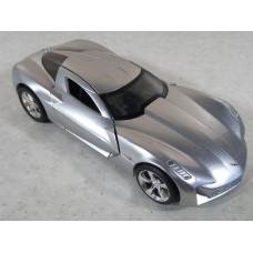 Модель автомобиля Corvette Stingray (1/32)